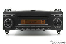 Original Mercedes Sound 5 BE7076 Becker Autoradio A9068200886 Radio B6656086 GS