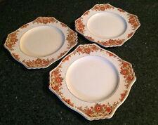 Royal Winton Grimwade 'Coniston' - Set Of Three Plates - Made In England