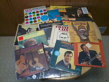 VINTAGE COUNTRY ETC. VINYL RECORD ALBUMS LOT OF 15