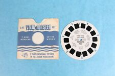 VINTAGE VIEW-MASTER 3D DEMONSTRATOR REEL DR-29 STEREO SEEING AT IT'S BEST