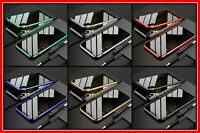 Magnetic Tempered Glass Privacy Metal Protective Phone Case 360 Magnet Cover NEW