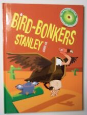NEW BIRD-BONKERS STANLEY by GRIFF plus Interactive CD-ROM Hyperion Hard Cover