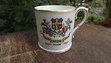 1940 MUOF Sir John Moore Lodge Royal Worcester Mug Manchester Unity Odd Fellows