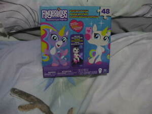 Fingerlings Unicorn Mystery 48 Piece Puzzle With Exclusive Figure Ages 5+