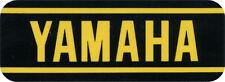 "#p228 (1) 8"" Yamaha  motorcycle decal sticker Classic Retro Vintage Vinyl REPRO"