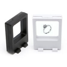 Suspended Floating Display Case Jewellery, watches, dials, etc PACK OF 10