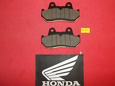 27-111 Emgo Honda Road Bike Brake Pads Front/Rear +INSULATED+