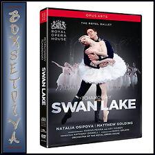 THE ROYAL BALLET -  SWAN LAKE - TCHAIKOVSKY ** BRAND NEW DVD***