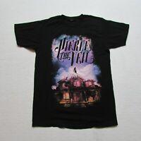 Pierce the Veil Concert Shirt Adult Medium Black Purple Rock Music Band Mens