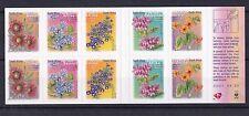 Sud Africa South Africa 2001 Fiori serie corrente L1164 MNH