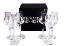 6x Hennessy Richard Cognac Glas Sniffer Nosing Gläser Cognacgläser NEU OVP