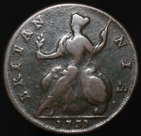 1731 | George II Half-Penny | Copper | Coins | KM Coins