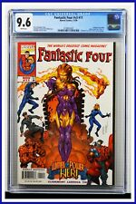 Fantastic Four #v3 #11 CGC Graded 9.6 Marvel November 1998 Comic Book