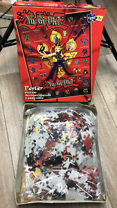 Vintage COMPLETE 2002 Mattel Yu-Gi-Oh! Poster Puzzle 250 Pieces - RARE ITEM!