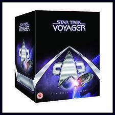STAR TREK VOYAGER -COMPLETE SERIES 1 2 3 4 5 6 & 7 *BRAND NEW DVD BOXSET**