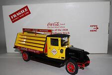 1928 International Coca Cola Delivery Truck Coke, Danbury Mint 1:24 Diecast Boxd