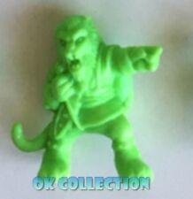 MONSTER IN MY POCKET : The Beast La Bestia nbr.43 neon green verde acceso