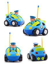 Cartoon Remote Control Toy Car Children Educational Kid Boys Toys RC Car New