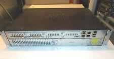 Cisco 2911 CISCO2911/K9 V07 Router  512MB Dram 256Mb Flash