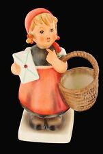 VINTAGE GOEBEL HUMMEL MEDITATION SWEET ADORABLE FIGURINE TMK-6 # 13/0