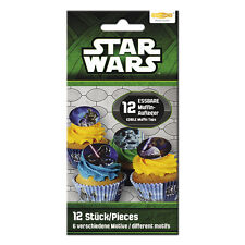 Edible Cupcake Set Star Wars 7 3 5 Cakes Cloth New Decoration Birthday