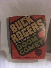 Buck Rogers 25th Century AD Doom Comet #1178 Big Little Book 1935