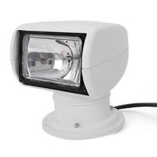 360° Remote Control Spotlight For Boat Truck Car Marine Searchlight 12V 100W USA
