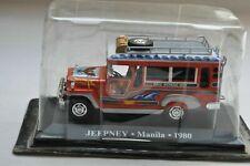 JEEPNEY TAXI MANILA 1980  1/43 Neuf en boite G59