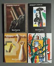 Bonhams London & New York 2014 2015 Kataloge Catalogues Impressionist Modern Art