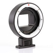 Full Frame Auto Focus For Canon EOS EF EF-S Lens to Sony E NEX A7 A7RIII Adapter