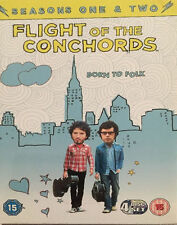 Flight Of The Conchords - Complete HBO First and Second Season [DVD] Series 1 &2
