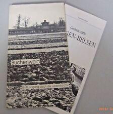 Buchenwald ~Rundgang durch Gedenkstätte/Nationale Mahn-/Gedenkstätte Juden SS