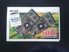 1110-4P ARECA CONTROLLER SATA II RAID 6