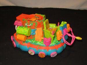 Toxic Crusaders HOVERCRAFT toy vehicle 1991 Playmates