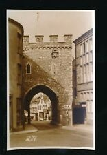 Wales Mon Monmouthshire CHEPSTOW Town Gate Judges Proof  #271 c1950/60s? photo
