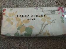 Laura Ashley Wisteria Cranberry Curtain Tie Backs Pair