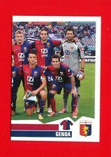 CALCIATORI Panini 2012-2013 13 -Figurina-sticker n. 158 -SQUADRA -GENOA DX-New