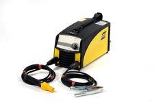 ESAB Caddy Arc 151i A31 welder welding machine 100A MMA DC VAT UE 0%