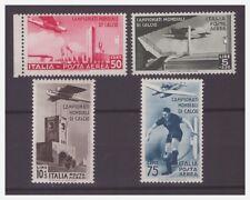 REGNO D'ITALIA 1934  -  MONDIALI DI CALCIO  PA    SERIE NUOVA  **
