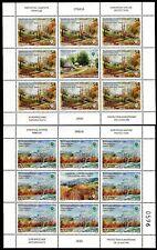 1509 SERBIA 2020 - European Nature Protection - MNH Mini Sheet