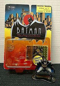 Batman Crouching Ertl Die Cast Figure/Batman the Animated Series/Loose w Package