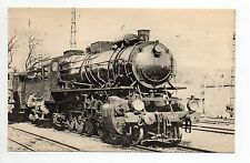 Chemin de fer LOCOMOTIVE Train réf.  40 ALGERIE chemin fer Algérien TYP MOUNTAIN