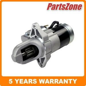 Starter Motor Fit for Subaru Impreza Forester Liberty Outback Manual Trans.