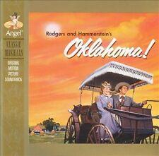 Oklahoma! [Original Movie Soundtrack Remastered CD] Shirley Jones, Gordon MacRae