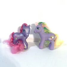 My Little Pony Petal Blossom And Spring Breeze G3
