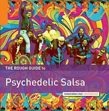 Rough Guide to Psychedelic Salsa Groove LP Vinyl 33rpm 2015
