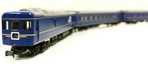 TOMIX #92793 JR Series 24 sleeper 13 cars set (N scale 1/150)