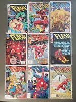 ~Flash (1987 2nd Series) 40 71 72 74 75 76 79 82 83 NM - DC Comics