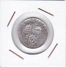 Great Britain : Shilling 1899 VF+ ( silver )