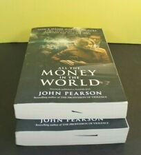ALL THE MONEY IN THE WORLD by John Pearson (Paperback)  ^ NEW ^